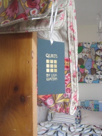 Quilts by Lisa Watson