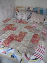 Cute new cotton quilts for the summer